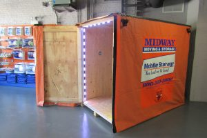 Midway Moving Mobile Storage Service in Chicago, IL