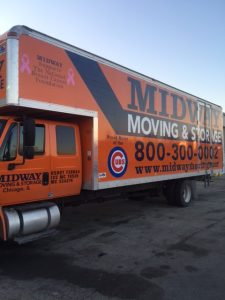 Choose Midway Moving & Storage