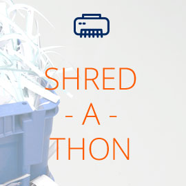 Shred a Thon Project Icon