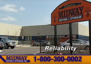 Midway Moving and Storage Building