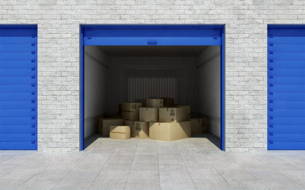 Find the Right Self Storage Unit