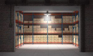 Packing Items into Your Storage Unit
