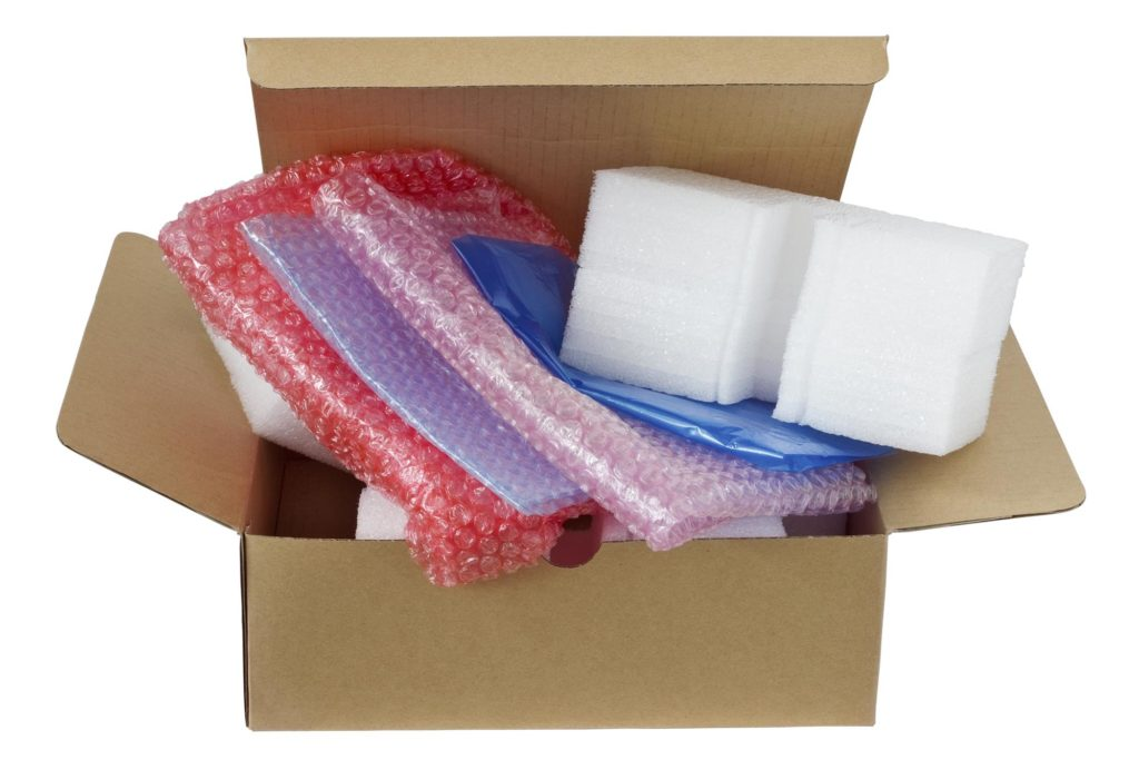 how to properly pack fragile and bulky items kept in a self storage unit
