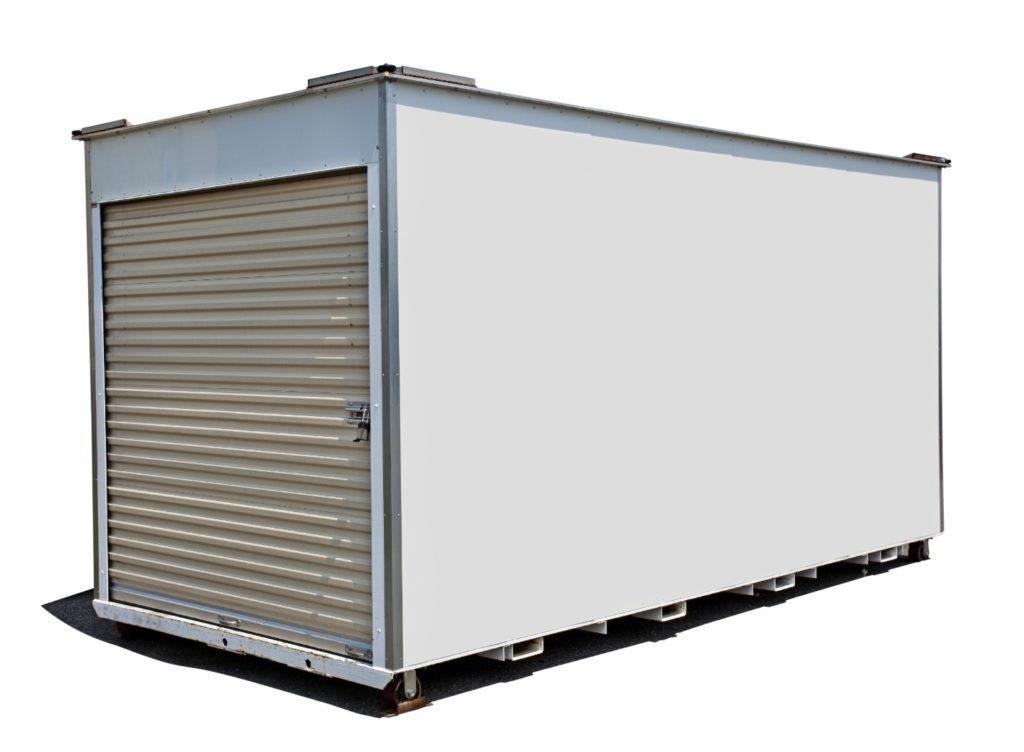 Compact storage unit
