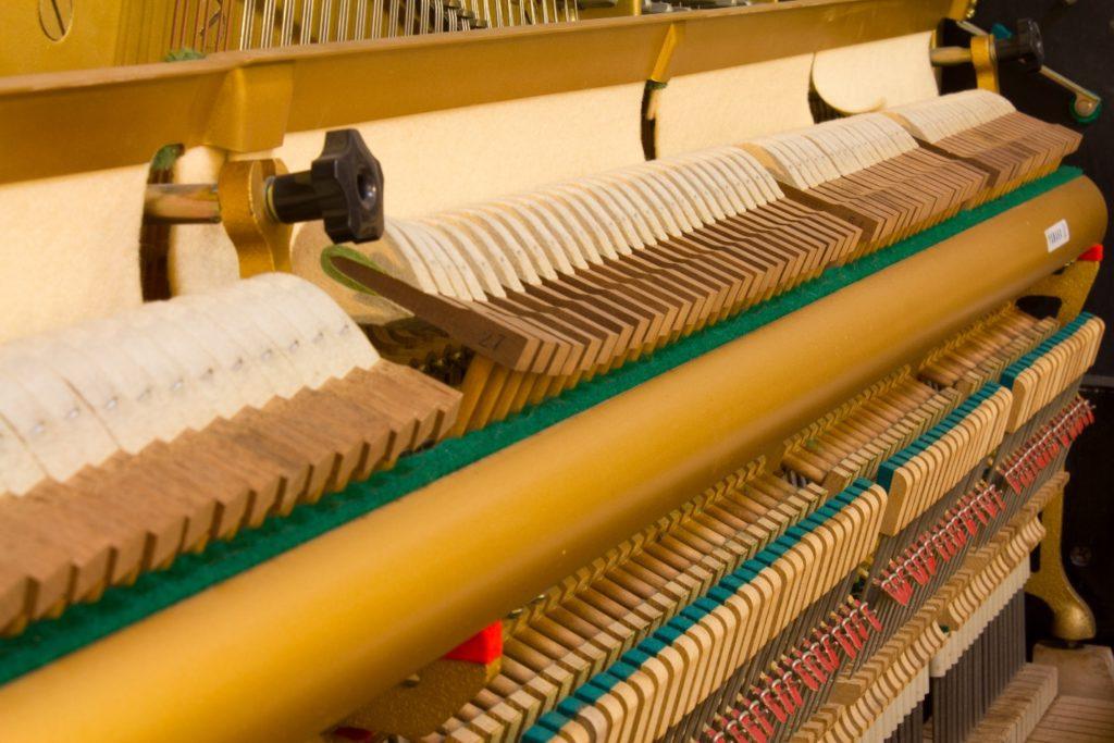 piano moving preperation