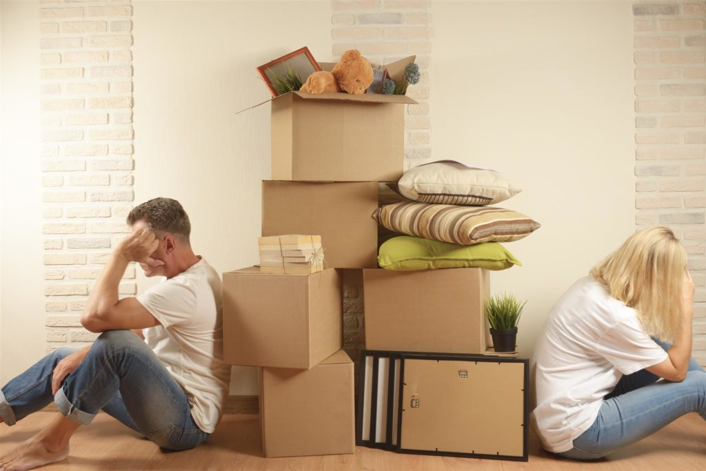 stress free moving and storage company service