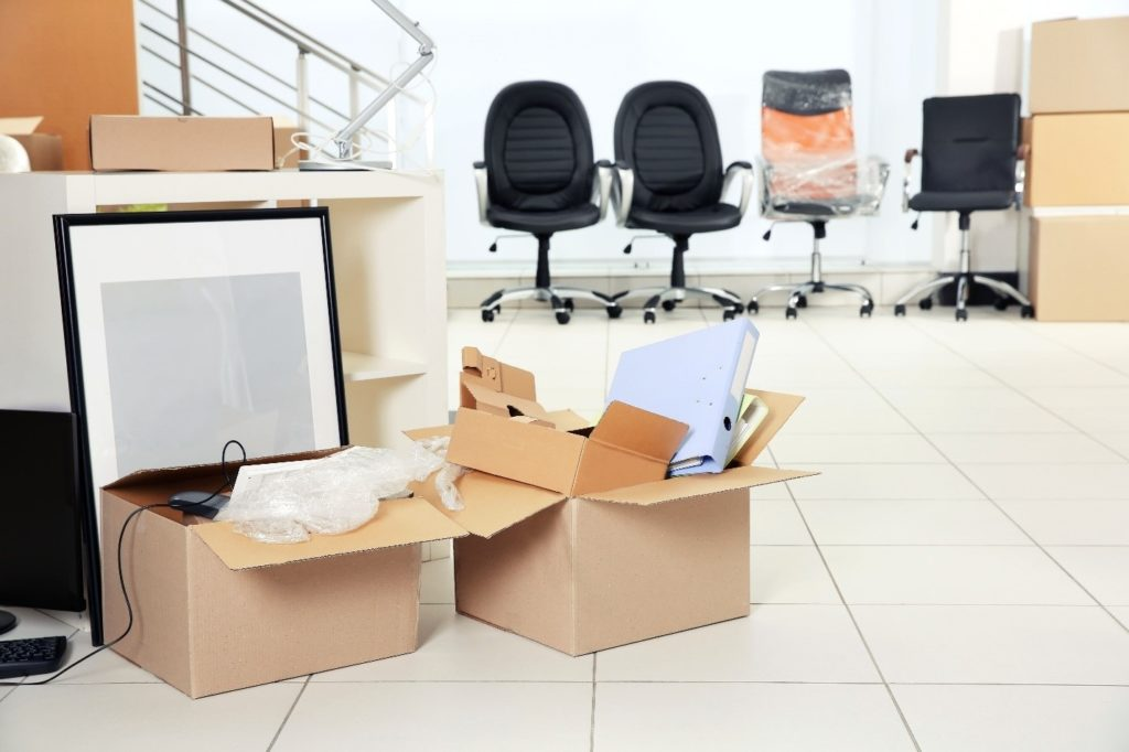 Properly Moving Office Equipment