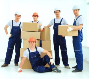 Friendly and Effective Moving Staff