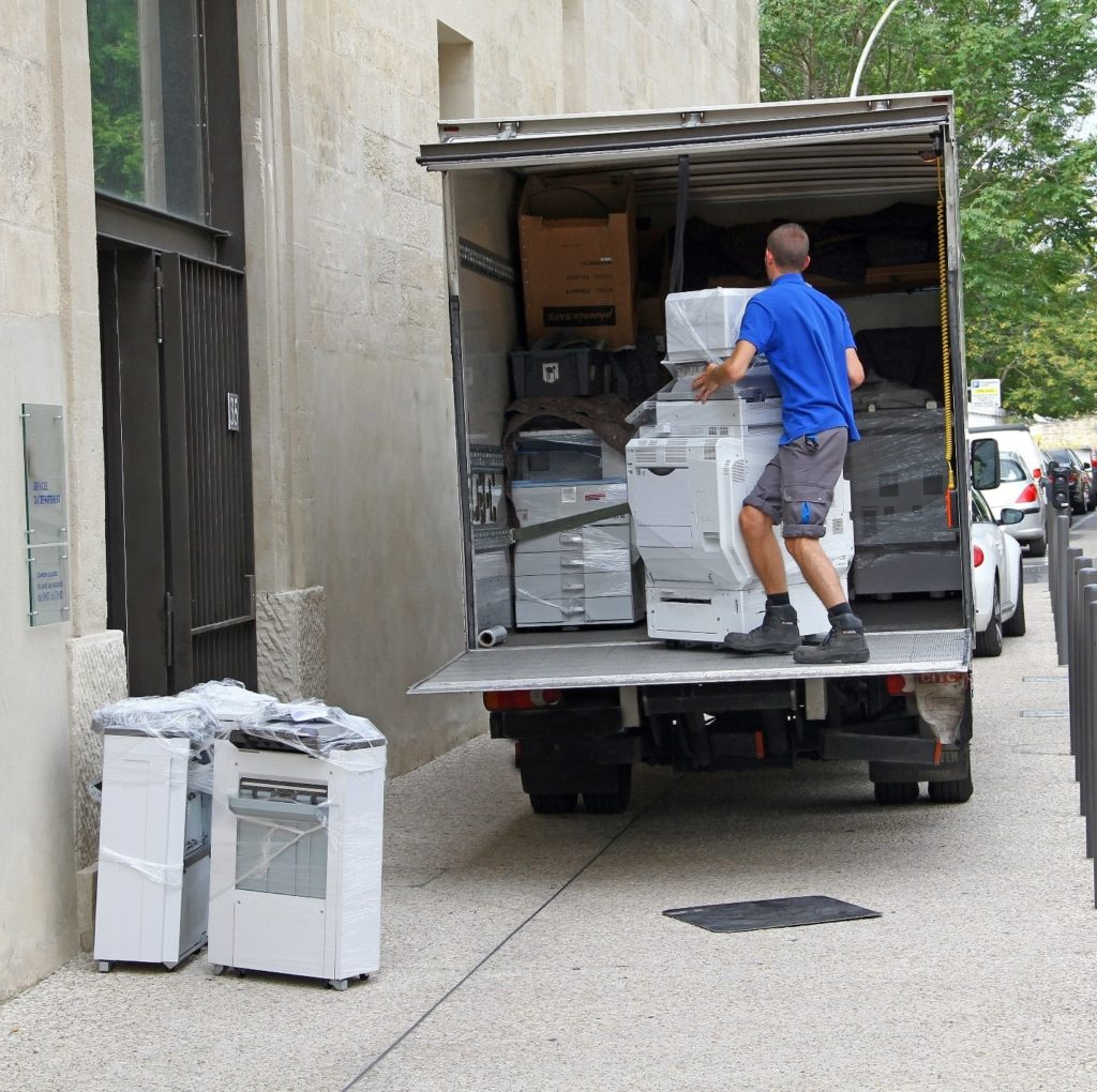 Effective Office Movers