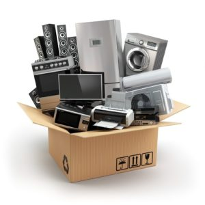 Moving Your Television and Other Electronics