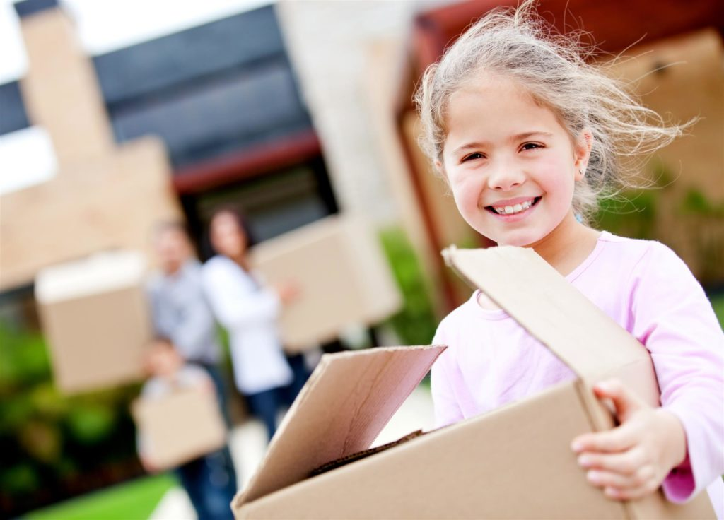 Moving with your Kids