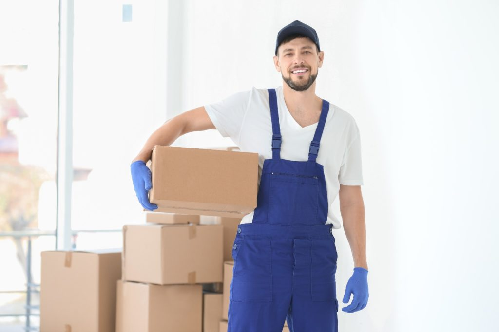 residential moving representative