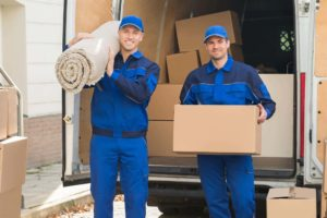 Midway Moving & Storage moving men
